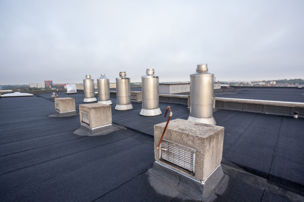 Flat Roof Replacement Appleton WI