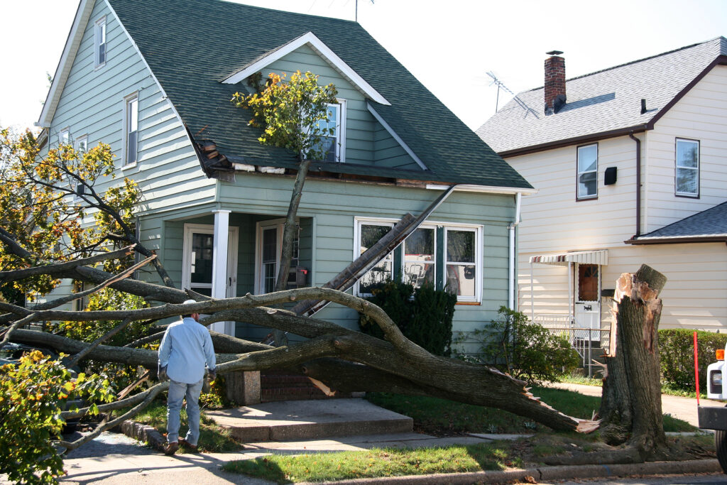 Wind Damage Repair Appleton WI